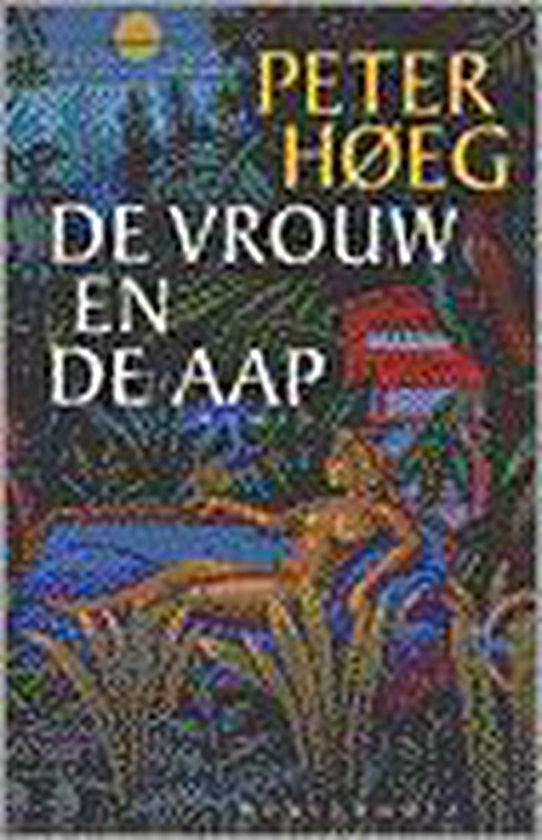 Vrouw en de aap - Hoeg |