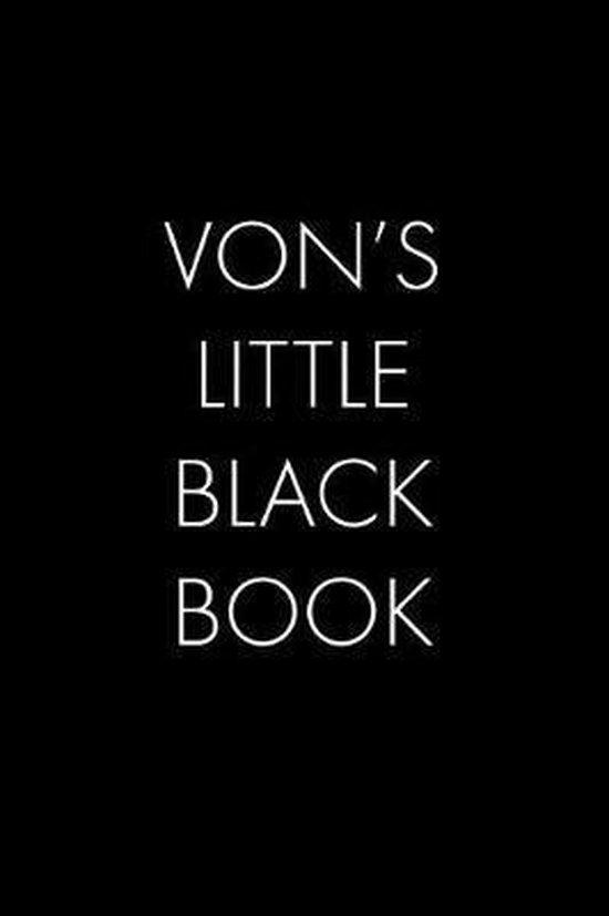 Von's Little Black Book