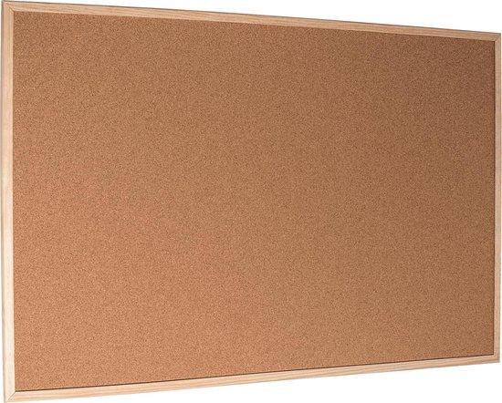 Afbeelding van Esselte prikbord -  Kurk -  59x39,5cm