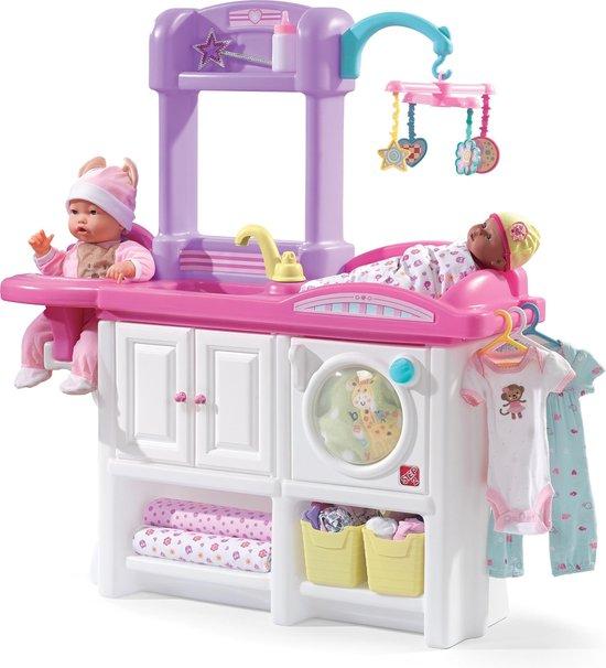 Afbeelding van het spel Step2 Poppenkinderkamer Love and Care 80x25.4x94.6 cm 847100