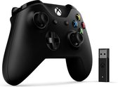 Xbox One Wireless PC Controller with Small Receiver