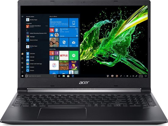Acer Aspire 7 A715-74G-53YM - Laptop - 15 inch