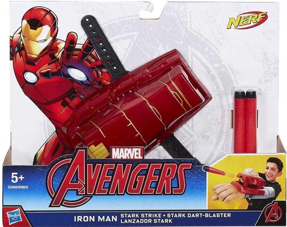 AVENGERS MISSION - Iron Man - Stark Strike