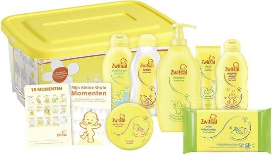 Afbeelding van Zwitsal Startersbox - 7 delig - Cadeaupakket