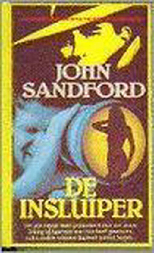 De insluiper - John Sandford pdf epub