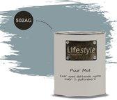 Lifestyle Puur Mat | Muurverf | 502AG | 1 liter