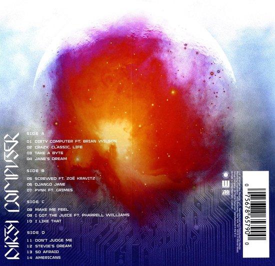 Dirty Computer (LP) - Janelle Monáe