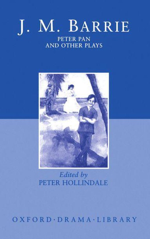 Boek cover Peter Pan and Other Plays van J. M. Barrie (Onbekend)