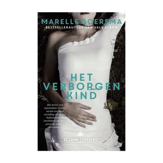 Het verborgen kind - Marelle Boersma |