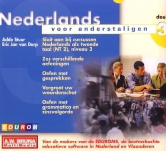 Nederlands voor anderstaligen 3
