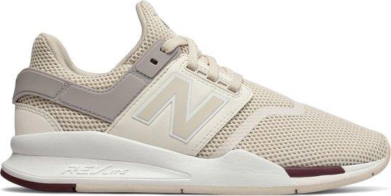 New Balance 996 Sneaker Sneakers - Maat 40 - Vrouwen - beige/wit/grijs