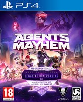 Agents of Mayhem - PS4