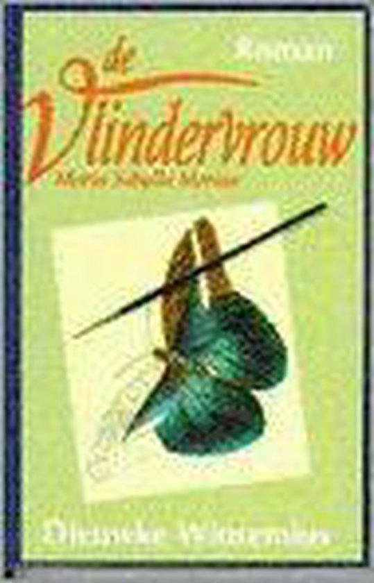 De vlindervrouw - Dieuwke Winsemius |