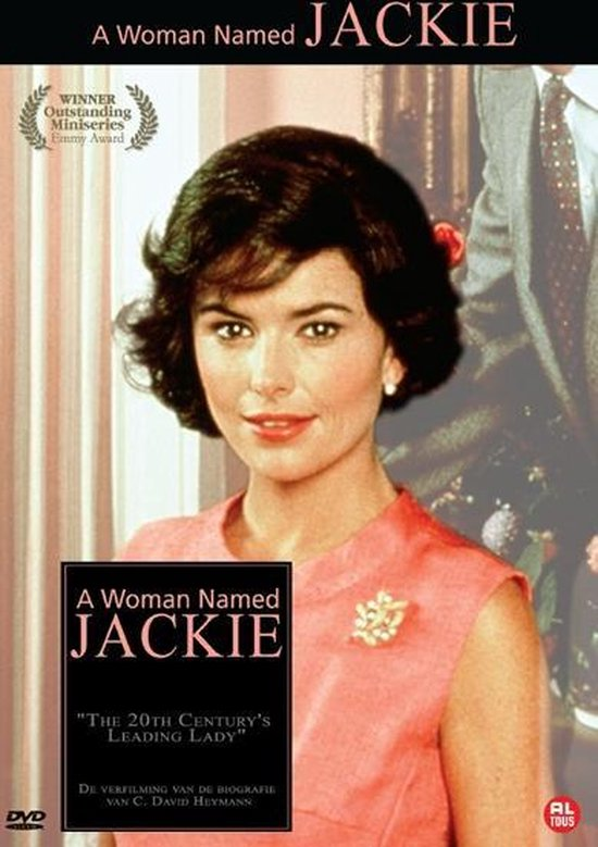 Cover van de film 'A Woman Named Jackie'
