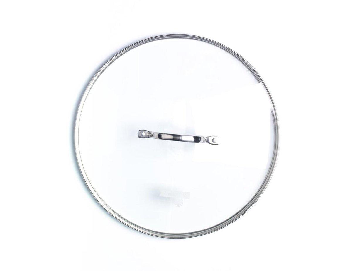 GreenPan Universele Glazen Deksel -   20 cm