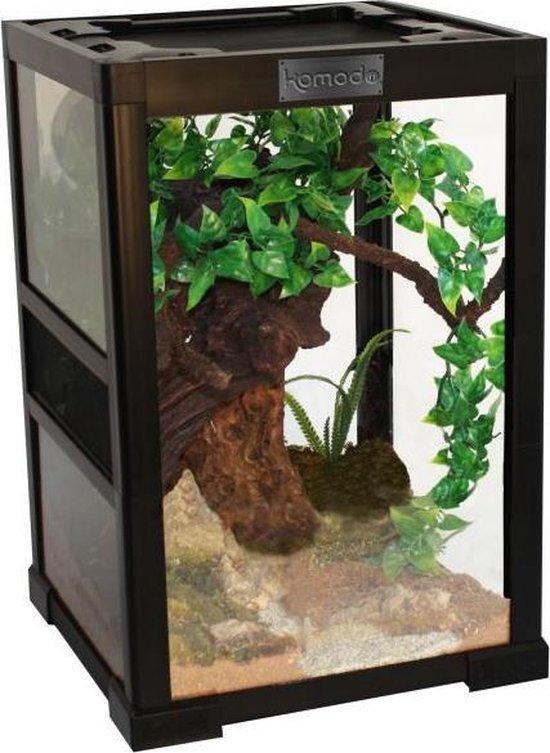 Komodo Terrarium Glas 30x30x45cm