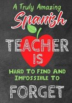 A Truly Amazing Spanish Teacher Is Hard To Find And Impossible To Forget
