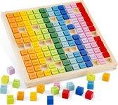 New Classic Toys Telraam Rekentafels Leren - Tafels van 1 t/m 12