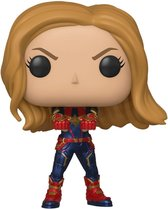 Funko Pop! Avengers Captain Marvel - #459 Verzamelfiguur