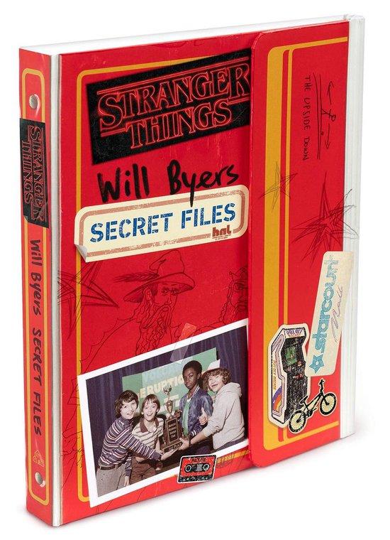 Gilbert, M: Will Byers: Secret Files (Stranger Things)