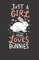 Bunny Notebook