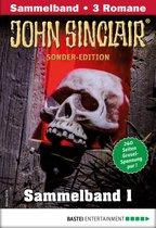 John Sinclair Sonder-Edition Sammelband 1 - Horror-Serie