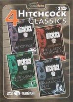 4 Hitchcock Classics