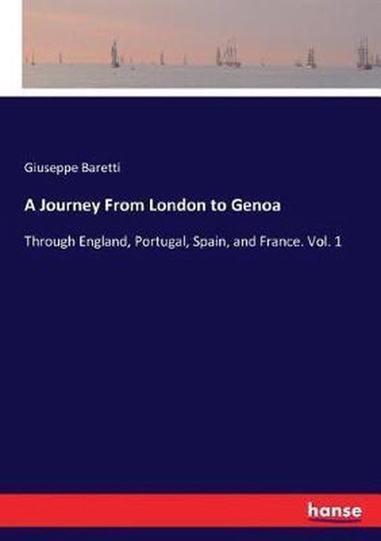 A Journey From London to Genoa
