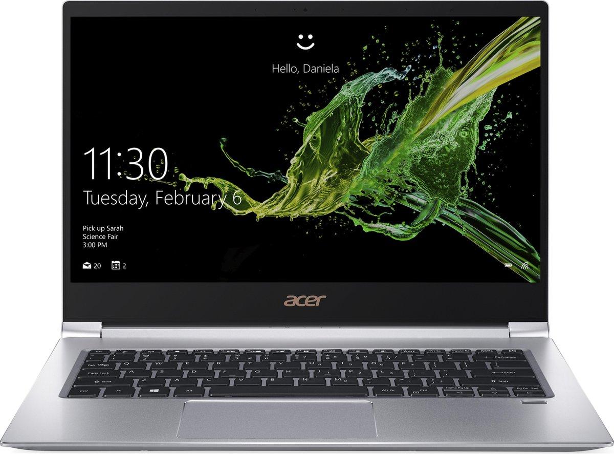 "Acer Swift 3 SF314-55-54PR Notebook 35,6 cm (14"") 1920 x 1080 Pixels Intel® 8de generatie Core™ i5 8 GB DDR4-SDRAM 256 GB SSD Wi-Fi 5 (802.11ac) Windows 10 Home Zilver"