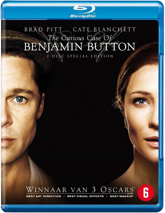 Cover van de film 'Curious Case Of Benjamin Button'