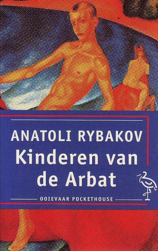 Kinderen van de arbat (ooievaar) - Rybakov |