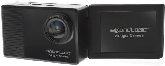 Soundlogic Vlog Camera - Vlogger - Trendy Gadget - Selfie Cam