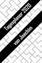 Tagesplaner 2020 von Joachim