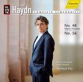 Haydn: Symphonies Nos.48+56
