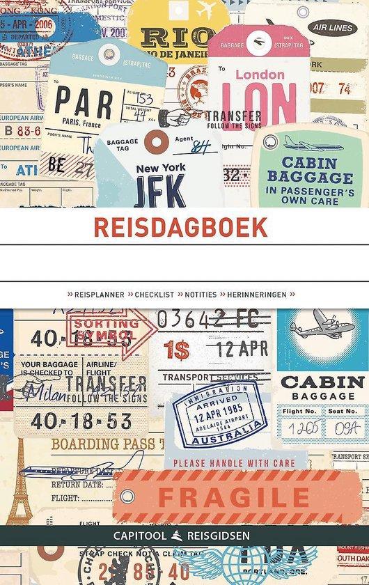 Capitool reisgidsen  -   Capitool Reisdagboek