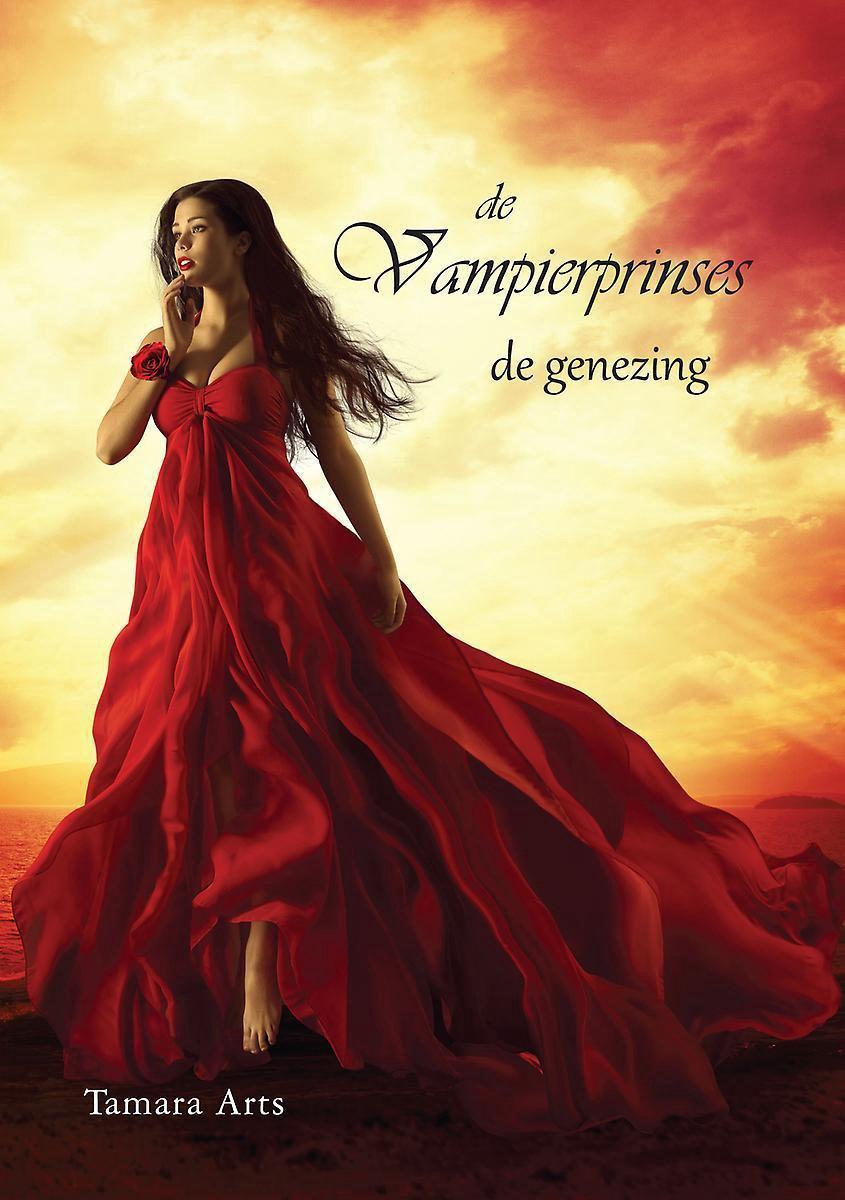 bol.com | De vampierprinses - de genezing, Tamara Arts ...