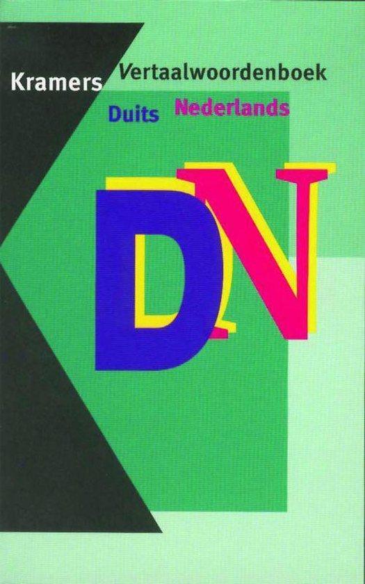 Kramers vertaalwoordenboek duits-nederlands - Diversen |