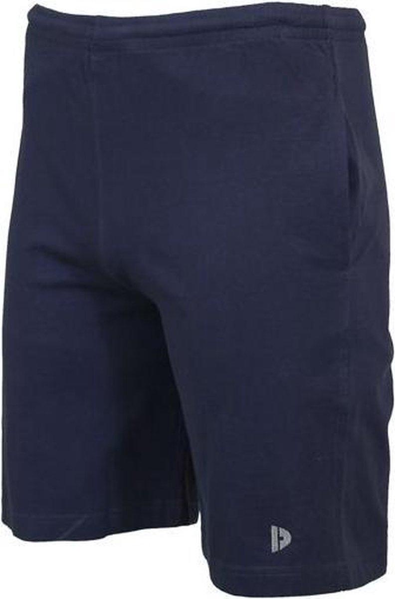 Donnay Joggingshort Heren Donkerblauw Maat 3xl