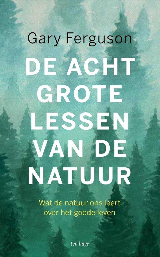 Afbeelding van De acht grote lessen van de natuur
