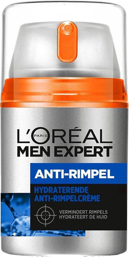L'Oréal Men Expert Anti Rimpel Dagcrème - 50 ml - Stop Rimpels