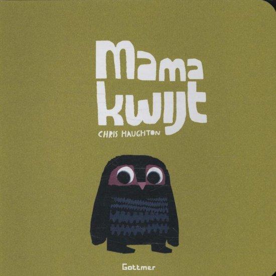Cover van het boek 'Mama kwijt' van Chris Haughton
