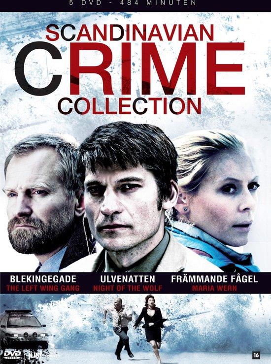 Cover van de film 'Scandinavian Crime Collection'