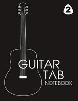 Guitar Tab Notebook 2