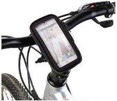 Merkloos telefoonhouder fiets - Apple iPhone 4/4s - Waterdicht