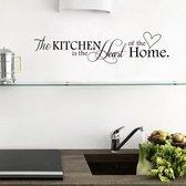 Muursticker Tekst - Kitchen - Inspirerend & Keuken
