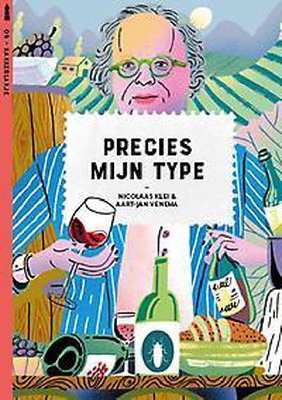 Kakkerlakjes culinair 5 - Precies mijn type (set van 6) - Nicolaas Klei |