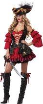 """""""Deluxe piraten kostuum voor vrouwen - Verkleedkleding - XXL"""""""