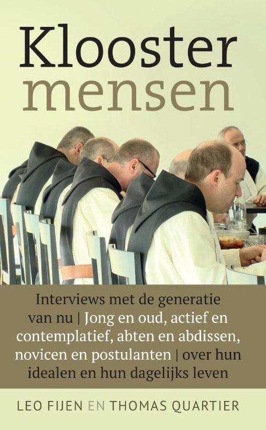 Kloostermensen - Leo Fijen | Fthsonline.com