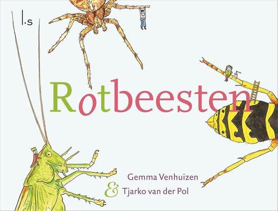 Rotbeesten - Gemma Venhuizen   Readingchampions.org.uk