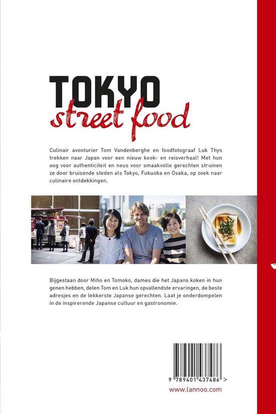 Tokyo Street Food (E-boek)